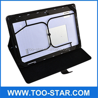 PU leather case for 9 inch andrid tablet pc allwinner a13 mid