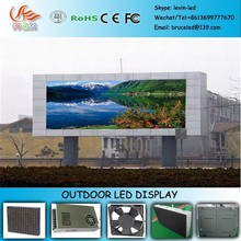 RGX K-24 outdoor advertising led display p16 outdoor led display for video