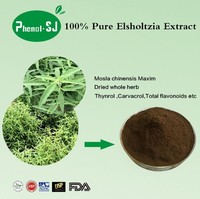 100% Pure Elsholtzia Extract/100% Pure Chinese Mosla Herb Extract