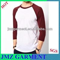 JMZ oem mens long sleeve t shirts