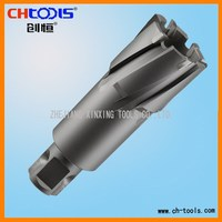 TCT annular drill with universal shank from CHTOOLS 2014