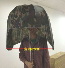 CT-443 Security hat style umbrella Creative umbrella Newest umbrella