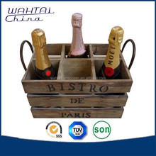 Best Selling Products Small Wood Wine Case/box/crate
