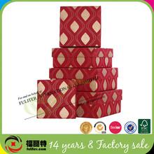 Custom luxury design new year bulk buy gift boxes