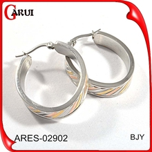 mixed wholesale lots african custom jewelry round vintage earrings for young women