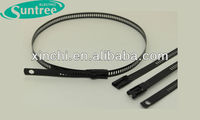 Ladder Cable Ties with Coating Cable Tie Size