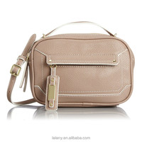 Lelany 2014 summer shoulder bags leather bag sewing machine for women