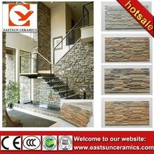 villa exterior wall tile,rough slate tile,30x60 building material