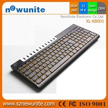 2015 Newest Design Wireless Universal laptop china keyboard synthesizer