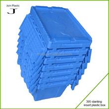 Popular plastic packing logistics instrument box
