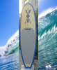 Epoxy Paint Style Firberglass Surfboard Stand Up Paddle Board Factory Supplier Made in China