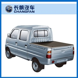 CF A401 electric double cab pickup flat cover car