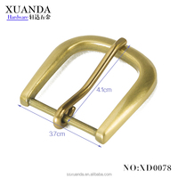 nice quality metal square buckle for belt