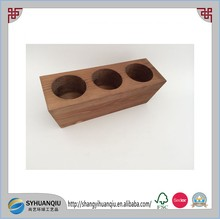 Wooden Display Bottom Base;Round Wooden Base;Customized Wooden Base