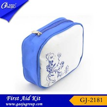 Welcome OEM ODM economical standard outdoor eva emergency first aid kits bags