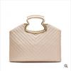2015 Online shopping fashionable lady tote bag, beautiful lady bag
