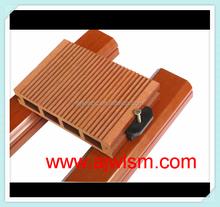 150mm*25mm Modern house design easy install waterproof gardern outdoor flooring/plastic wood floor/wpc decking