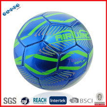 High quality pvc machine stitched mini plastic football