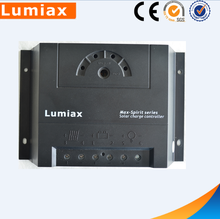 24v 12v pwm solar charge controller usb
