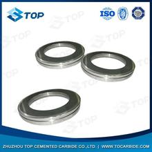 zhuzhou direct supplier cemented carbide roll rings for rolling concrete reinforcement steel bar