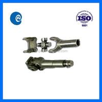 Automotive Forging Universal Joint Yoke For Drive Shaft Parts