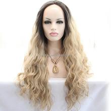 synthetic high temperature fiber dreadlocks wig lace front wig