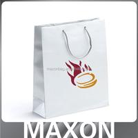 Cheap Logo printing 2015 custom shopping paper bag/gift paper bag/kraft paper box