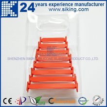 Silicone shoelace products, new style and good quality ,colorful