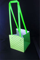 gift bag water proof paper bag flower bag packaging