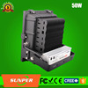 flood light led outdoor lamp ce rohs waterproof for 4 years warranty