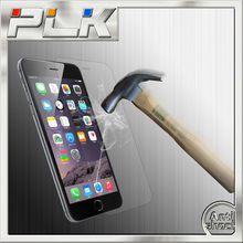 New arrivel!anti-scratch 99% Transparent 0.2mm Thickness tempered glass screen protector for iphone 6 Pulikin brand