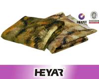 Fashion Velvet Fabric in Printed Animal Skin Pattern Wholesale