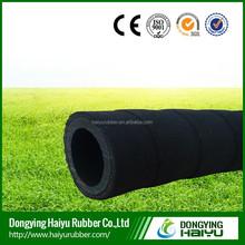 Ad alta abrasione all'usura in gomma resistente vibratore tubo in cemento
