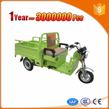 scooter tricycle with cargo