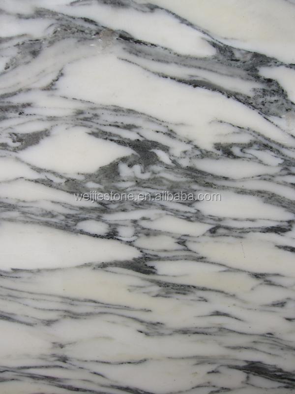 Italian arabescato white marble lastre di marmo di carrara for Marmo di carrara prezzo