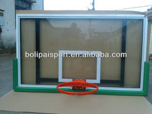 Clear Tempered Glass Basketball Backboard