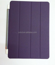 Hot sale leather case cover for ipad 2 3 4 wholesale
