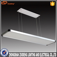new technology high quality luxury office suspension round led panel light