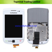 High Quality for Blackberry 9800 LCD Digitizer, for Blackberry 9800 LCD with Digitizer Touch with Front Housing