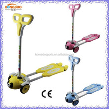 Mini swing scooter/Mini frog scooter/Four-wheel foot Scooter