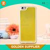 Liquid glitter bling star quicksand cellphone case for iphone 6