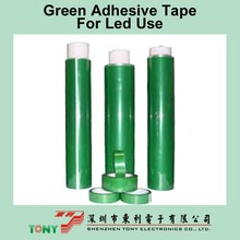 Sealing LED Special Green Adhesive Tape, water-proof adhesive tape