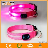 2013 hot in China The Colorful lollipops series Led flashing Collar
