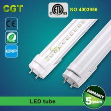 LED garage/factory/office light tube T8 2FT 3FT 4FT 5FT 6FT 8FT 5 years warranty UL ETL