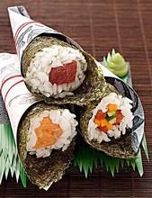nori onigiri seaweed cone type