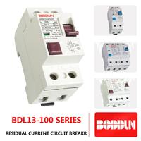 BDL13-100 ID 2P 25A RCCB ELCB RESIDUAL CURRENT CIRCUIT BREAKER