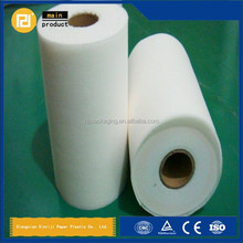 PP nonwoven fabric white Hydrophilic (water absorbent) 15 - 18 gsm