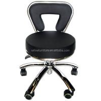pink manicure chair nail salon furniture RF-L010E