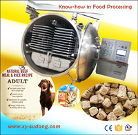 Commercial vacuum freeze drying equipment for dog food & LG30 freeze drying machine