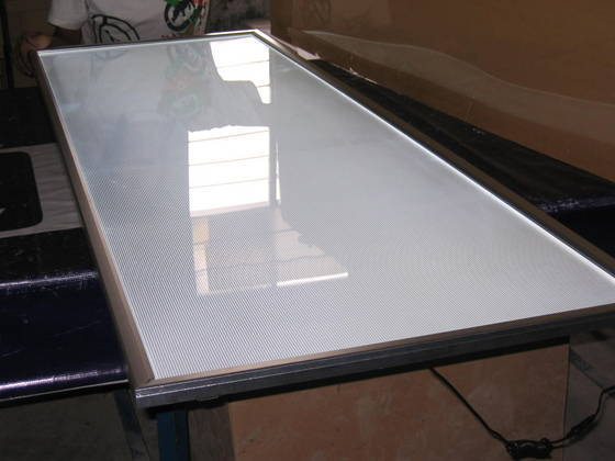 high quality aluminum alloy frame acrylic advertising slim light box/acrylic advertising light box wholesale